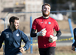 St Johnstone Training 27.10.17
