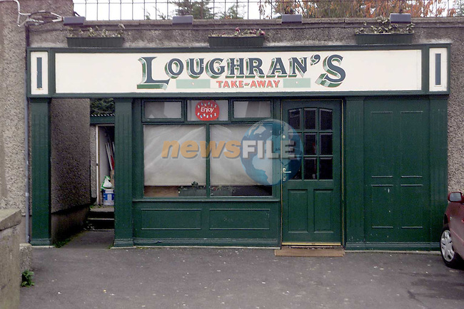 Loughran's Chipper.Picture: Paul Mohan/Newsfile