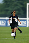 1 August 2003: Shannon Boxx. The Boston Breakers defeated the New York Power 3-2 at Mitchel Field in Uniondale, NY in a regular season WUSA game..Mandatory Credit: Scott Bales/Icon SMI
