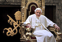 Happy Birthday Pope Beneditct XV  85th birthday 16 April 2012