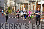 Liam Horan, Keith Power, Malachy Kelly Kate Spring and  at the Valentines 10 mile road race in Tralee on Saturday.