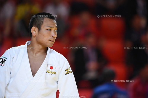 Masashi Ebinuma (JPN), AUGUST 25, 2015 - Judo : World Judo Championships Astana 2015 Men's -66kg 1st round at Alau Ice Palace in Astana, Kazakhstan. (Photo by AFLO SPORT)