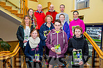 1 year anniversary awards and celebration of ParkRun Tralee in the Brandon Hotel on Saturday Pictured award winners Aoife O'Sullivan, Ronan Murray Oisin Murray, Yvonne Quill, Mary Donnelly, Clodagh Donnelly, Sharon Cahill, Shannon Quill, Patrick Cleary, Jason Gavin, Michael O'Regan