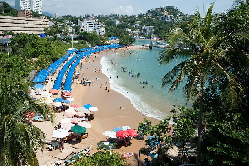 Caletilla, Acapulco, Guerrero, Mexico