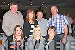 TRAVELLED: Travelled from Ballyheigue and Ballyduff to be at the Michael Denver Country & Western night in the Brandon Hoel, Conference Centre on Friday night, Front l-r: Sam, Lorraine and Margie O'Rourke (Ballyduff). Back Christy and Theresa O'Mahony (Ballyheigue), John O'Sullivan and Patsy O'Rourke (Ballyduff).