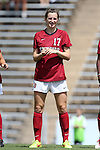 24 August 2014: Stanford's Andi Sullivan. The Duke University Blue Devils played the Stanford University Cardinal at Fetzer Field in Chapel Hill, NC in a 2014 NCAA Division I Women's Soccer match. Stanford won the game 2-0.