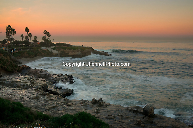 La Jolla Cove Sunrise
