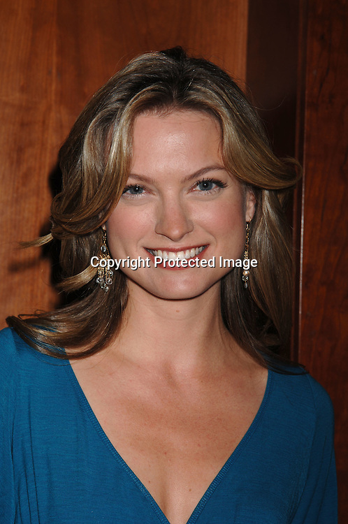 """Nicole Forester..at The League For The Hard of Hearing's """"Feast With Famous Faces"""" Gala on October 23, 2006 at Pier Sixty. ..Kassie and James DePaiva were the co-chairs. ..Robin Platzer, Twin Images"""