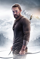 Promotional art with Jason Momoa<br /> Braven (2018)<br /> *Filmstill - Editorial Use Only*<br /> CAP/RFS<br /> Image supplied by Capital Pictures