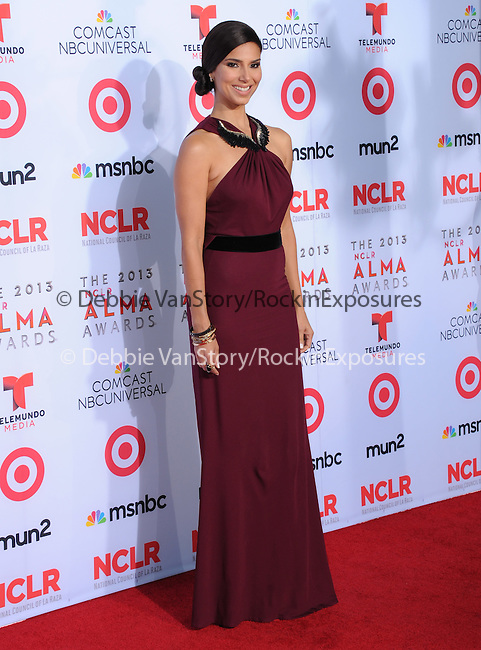 Roselyn Sanchez attends The 2013 NCLR ALMA Awards held at the Pasadena Civic Auditorium in Pasadena, California on September 27,2012                                                                               © 2013 DVS / Hollywood Press Agency