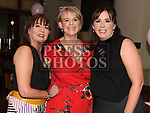 Susan Bastianelli celebrating her 50th birthday in The Thatch with her sisters Linda and Annmarie. Photo:Colin Bell/pressphotos.ie