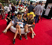 DEL MAR, CA - NOVEMBER 03: The VIP Lounge on Day 1 of the 2017 Breeders' Cup World Championships at Del Mar Racing Club on November 3, 2017 in Del Mar, California. (Photo by Scott Serio/Eclipse Sportswire/Breeders Cup)