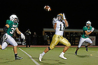 Old Tappan vs Pascack Valley football - 101615