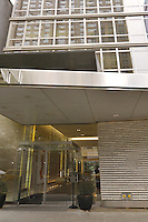 Entrance to 300 East 55th Street