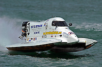 26  July, 2009, Trenton, Michigan USA.Erick Barnes (#51).©2009 F.Peirce Williams USA.SST-120 class