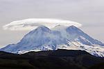 Mount Rainier_Lenticular_Clouds 06082016