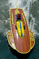 Stock Images Vintage Inboard Hydroplanes Images F