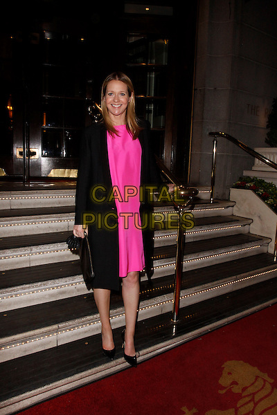 LONDON, ENGLAND - APRIL 28 :  Kate Reardon leaves the Tatler Best of British - party at The Ritz on April 28, 2015 in London, England.<br /> CAP/AH<br /> &copy;Adam Houghton/Capital Pictures