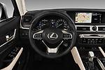 Car pictures of steering wheel view of a 2017 Lexus GS Executive-Line 4 Door Sedan Steering Wheel