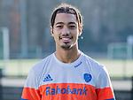 UTRECHT -  Marlon Landgraaf   , home shirt speler Nederlands Hockey Team heren. COPYRIGHT KOEN SUYK
