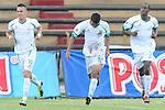 Atlético Nacional y Deportes Quindío no se hicieron daño en el enfrentamiento que abrió la jornada 16 del Fútbol Profesional Colombiano, tras igualar 2-2, en el Estadio Ditaires de Itagüí