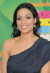 Rosario Dawson attends The 24th Annual Kids' Choice Awards held at USC's Galen Center in Los Angeles, California on April 02,2011                                                                               © 2010 DVS / Hollywood Press Agency