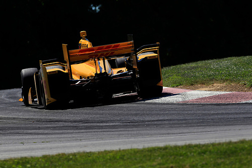 31 July - 2 August, 2015, Lexington, Ohio USA<br /> Ryan Hunter-Reay<br /> ©2015, Phillip Abbott<br /> LAT Photo USA