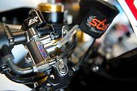 2016 FIM Superbike World Championship, Round 08, Misano, Italy, 16-19 June 2016, Honda, Brakes