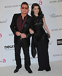 Bono and daughter at the 21st Annual Elton John AIDS Foundation Academy Awards Viewing Party held at The City of West Hollywood Park in West Hollywood, California on February 24,2013                                                                               © 2013 Hollywood Press Agency