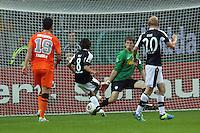 25.09.2013: Eintracht Frankfurt vs. VfL Bochum