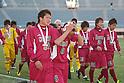 Shoshi team group, JANUARY 7, 2012 - Football /Soccer : 90th All Japan High School Soccer Tournament semi-final between Shoshi 1-6 Yokkaichi Chuo Kogyo at National Stadium, Tokyo, Japan. (Photo by YUTAKA/AFLO SPORT) [1040]