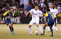 Real Madrid vs Club America, August 4, 2010