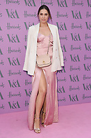 Amber Le Bon arriving for the Victoria and Albert Museum Summer Party 2018, London, UK. <br /> 20 June  2018<br /> Picture: Steve Vas/Featureflash/SilverHub 0208 004 5359 sales@silverhubmedia.com