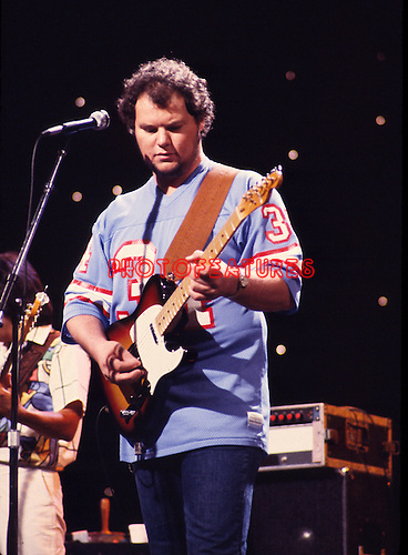Christopher Cross 1980 on Midnight Special.© Chris Walter.