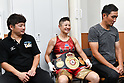 Boxing: WBA female flyweight title bout at Korakuen Hall