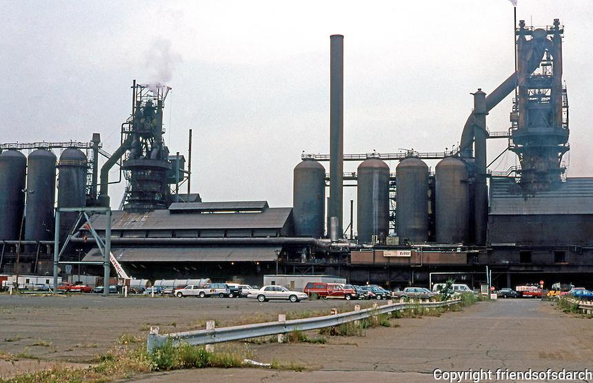 Albert Kahn: Detroit, Ford Works, River Rouge.  Photo '97.