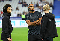 Leroy Sane (Deutschland Germany), Jonathan Tah (Deutschland Germany), Julian Brandt (Deutschland Germany)- 16.10.2018: Frankreich vs. Deutschland, 4. Spieltag UEFA Nations League, Stade de France, DISCLAIMER: DFB regulations prohibit any use of photographs as image sequences and/or quasi-video.