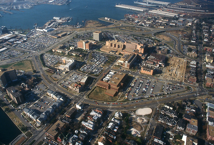 1988 December 17..Redevelopment.Atlantic City (R-1)..EVMS MEDICAL SCHOOL.PLUM POINT.ELIZABETH RIVER WATERFRONT...NEG#.NRHA#..