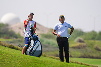Gavin Green (MAS) on the 9th during Round 3 of the Oman Open 2020 at the Al Mouj Golf Club, Muscat, Oman . 29/02/2020<br /> Picture: Golffile   Thos Caffrey<br /> <br /> <br /> All photo usage must carry mandatory copyright credit (© Golffile   Thos Caffrey)