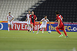 Syria vs IR Iran during the AFC U23 Championship 2016 Group A match on January 12, 2016 at the Jassim Bin Hamad Stadium in Doha, Qatar. Photo by Adnan Hajj / Lagardère Sports