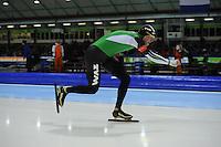 SCHAATSEN: HEERENVEEN: IJsstadion Thialf, Selectiewedstrijden EK allround, 27-12-2011, 1500m, Sven Kramer, ©foto Martin de Jong