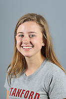 STANFORD, CA-OCTOBER 30, 2014- Christine Dawson of the Stanford Women's Fencing Team 2014-2015.