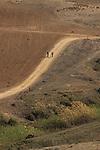 Israel, Coastal Plain, a view from Tel Nagila