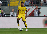 Manuel Akanji (Borussia Dortmund) - 22.09.2019: Eintracht Frankfurt vs. Borussia Dortmund, Commerzbank Arena, 5. Spieltag<br /> DISCLAIMER: DFL regulations prohibit any use of photographs as image sequences and/or quasi-video.