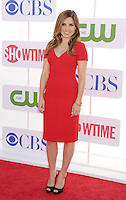 BEVERLY HILLS, CA - JULY 29: Sophia Bush arrives at the CBS, Showtime and The CW 2012 TCA summer tour party at 9900 Wilshire Blvd on July 29, 2012 in Beverly Hills, California. /NortePhoto.com<br />