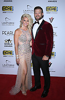 03 July 2019 - Las Vegas, NV - Bristol Marunde, Aubrey Marunde. 11th Annual Fighters Only World MMA Awards Arrivals at Palms Casino Resort. <br /> CAP/ADM/MJT<br /> © MJT/ADM/Capital Pictures