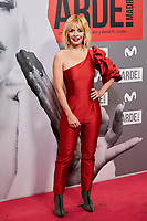 Maria Adanez attends to ARDE Madrid premiere at Callao City Lights cinema in Madrid, Spain. November 07, 2018. (ALTERPHOTOS/A. Perez Meca) /NortePhoto.com