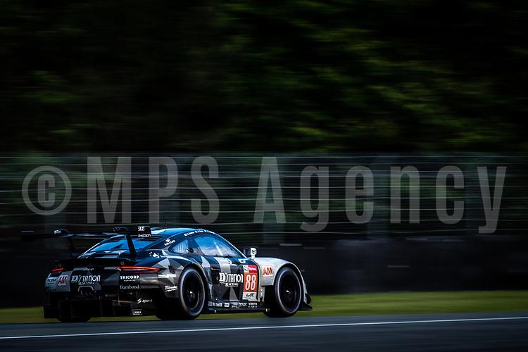 #88 DEMPSEY PROTON RACING (DEU) PORSCHE 911 RSR LM GTE AM SATOSHI HOSHINO (JPN) GIORGIO RODA (ITA) MATTEO CAIROLI (ITA)