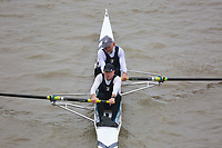 Crew: 436  PTR-DESMOND  Putney Town Rowing Club  Op MasF/G 2-<br /> <br /> Pairs Head 2018<br /> <br /> To purchase this photo, or to see pricing information for Prints and Downloads, click the blue 'Add to Cart' button at the top-right of the page.