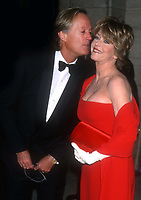 Peter Fonda Jane Fonda 2001<br /> Photo By John Barrett/PHOTOlink